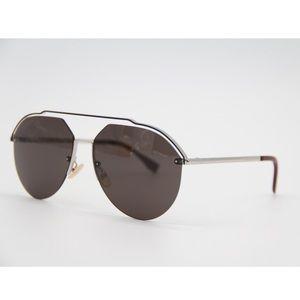 Brand New Sunglasses Fendi FF M0031/S Aviator Fram